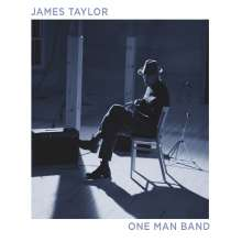 James Taylor: One Man Band: Live At The Colonia Theatre, CD