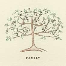 Thompson (Folk): Family (Deluxe Edition) (CD + DVD), CD
