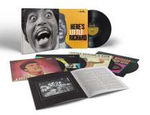 Little Richard: Mono Box: The Complete Specialty And Vee-Jay Albums (180g), 5 LPs