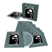 Bill Evans (Piano) (1929-1980): The Complete Fantasy Recordings, 9 CDs
