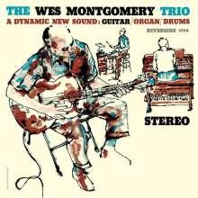 Wes Montgomery (1925-1968): The Wes Montgomery Trio (Reissue), LP