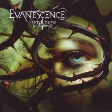 Evanescence: Anywhere But Home: Live From Le Zénith, France 2004, CD