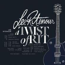 Lee Ritenour (geb. 1952): A Twist Of Rit, CD