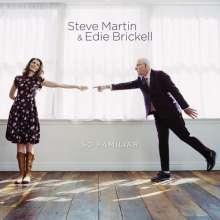 Steve Martin & Edie Brickell: So Familiar, CD