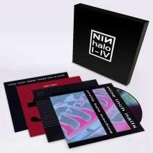 "Nine Inch Nails: Halo I-IV (Limited Edition), 4 Single 12""s"