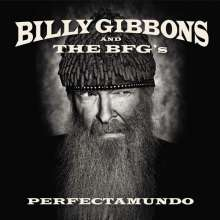 Billy F Gibbons (ZZ Top): Perfectamundo, CD