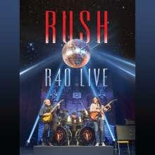 Rush: R40 Live, 3 CDs und 1 Blu-ray Disc
