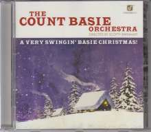 Count Basie (1904-1984): A Very Swingin Basie Christmas, CD