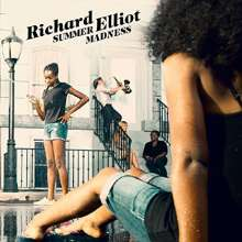 Richard Elliot: Summer Madness, CD
