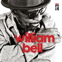 William Bell: This Is Where I Live, CD