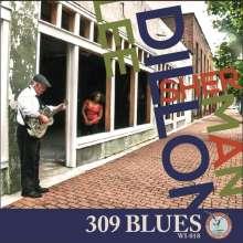 Sherman Lee Dillon: 309 Blues, CD