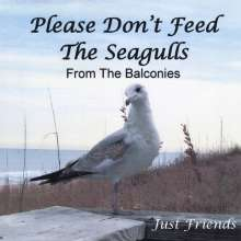 Just Friends: Please Don't Feed The Seagulls From The Balconies, CD