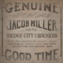 Jacob Miller & The Bridge City Crooners: Jacob Miller & The Bridge City Crooners, CD