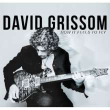 David Grissom: How It Feels To Fly, CD