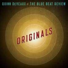 Quinn Deveaux & The Blue Beat Review: Originals, CD