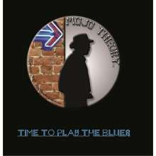 Mojo Theory: Time To Play The Blues, CD