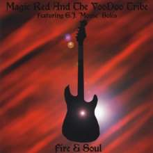 Magic Red & The Voodoo Tribe: Fire & Soul, CD