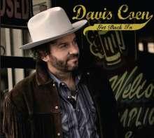 Davis Coen: Get Back In, LP
