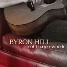 Byron Hill: Red Leather Couch, CD
