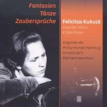 Felicitas Kukuck (1914-2001): Kammermusik, 2 CDs
