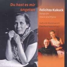 Felicitas Kukuck (1914-2001): Lieder, CD