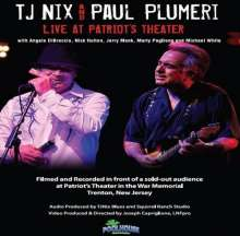 Tj Nix: Blues In Disguise: Live At Patriots Theater, CD