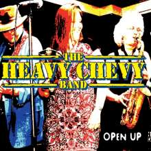 The Heavy Chevy Band: Open Up, CD