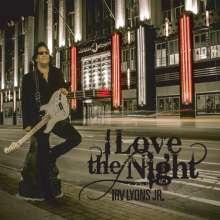 Irv Lyons Jr.: I Love The Night, CD