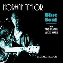Norman Taylor: Blue Soul, CD
