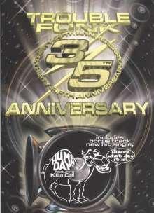 Trouble Funk: 35th Anniversary, DVD