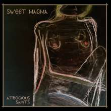 Sweet Magma: Atrocious Saints, CD