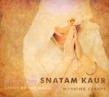 Snatam Kaur: Light of the Naam: Morning Chants, CD