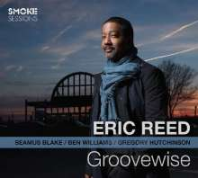 Eric Reed: Groovewise, CD
