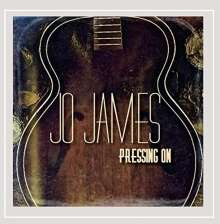 Jo James: Pressing On, CD