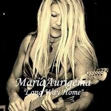 Maria Aurigema: Long Way Home, CD