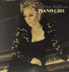 Heather Sullivan: Piano Girl, CD