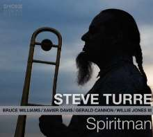 Steve Turre (geb. 1948): Spiritman, CD