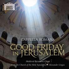 Good Friday in Jerusalem, CD