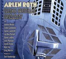 Arlen Roth: Slide Guitar Summit, CD