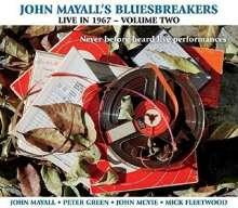 John Mayall: Live In 1967 Volume Two, CD