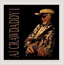 Aj Crawdaddy: Vaporized, CD