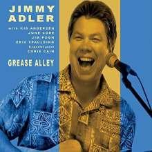 Jimmy Adler: Grease Alley, CD