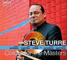 Steve Turre (geb. 1948): Colors For The Masters, CD
