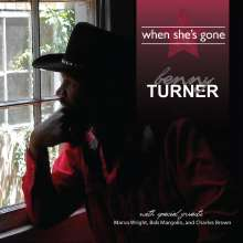 Benny Turner: When She's Gone, CD