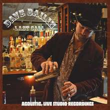 Dave Bailin: Last Call, CD