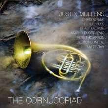 Justin Mullens: The Cornucopiad, CD