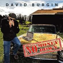 David Burgin: No Money Down, CD