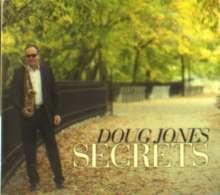 Doug Jones: Secrets, CD