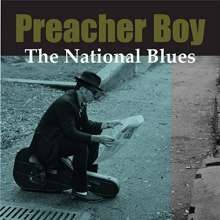 Preacher Boy: National Blues, CD