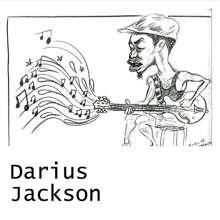 Darius Jackson: Darius Jackson, CD